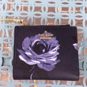 Kate Spade Cameron Street Adelyn Floral Wallet